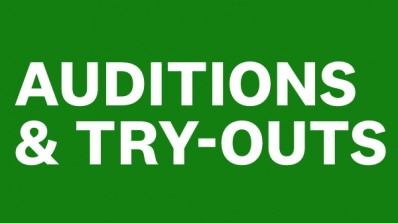 Click here for information about auditions and try-outs