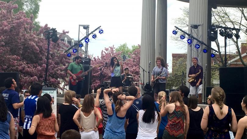 Student Bands at Green Key