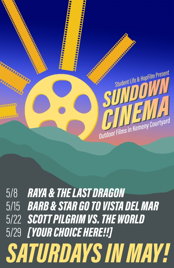 Sundown Cinema poster