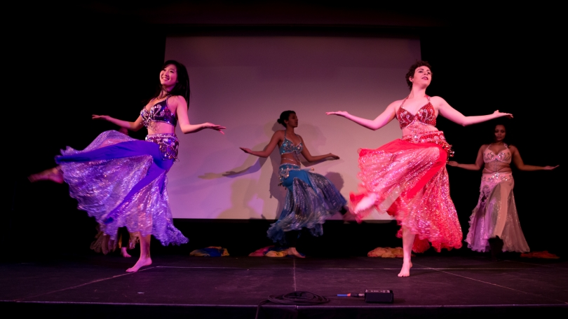 Dartmouth International Belly Dance Troupe