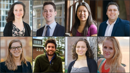 2016 Fulbright and DAAD Recipients