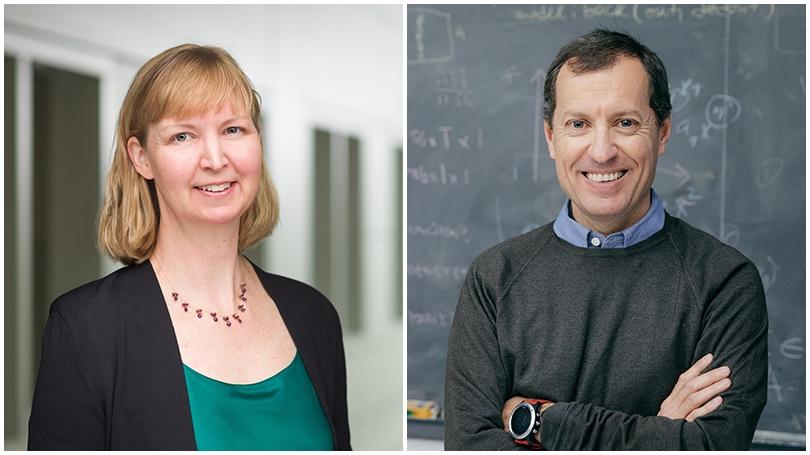 Louise Davies and Lorenzo Torresani