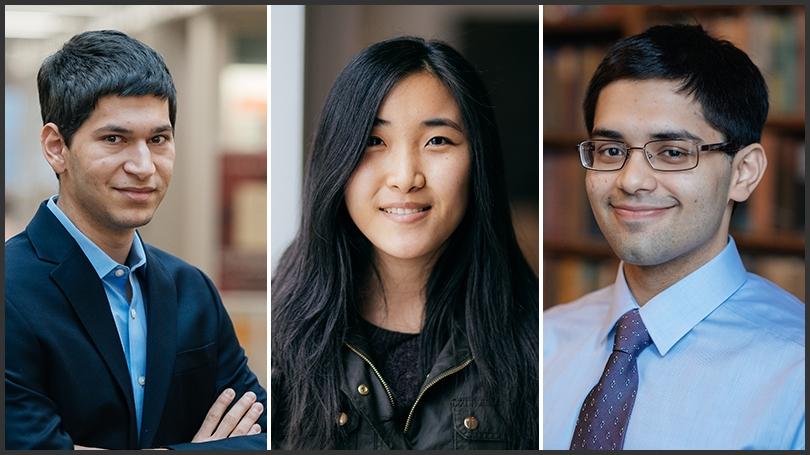 Jared Litchman, Chenguang Li, and Kevin Kang