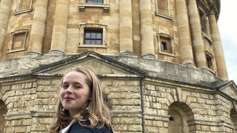 student at Oxford University