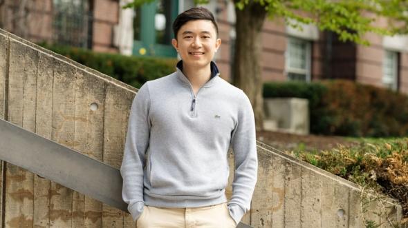 Jason Wei '20, Goldwater Scholar