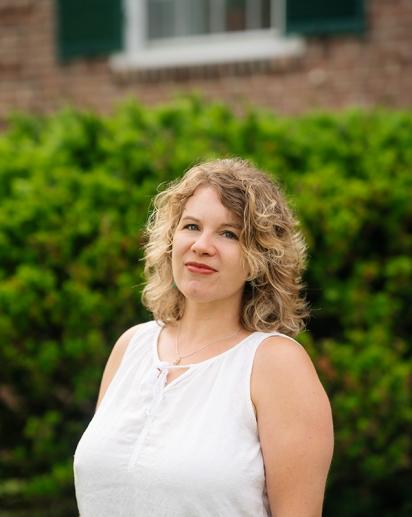 Headshot of Lisa Janowski.
