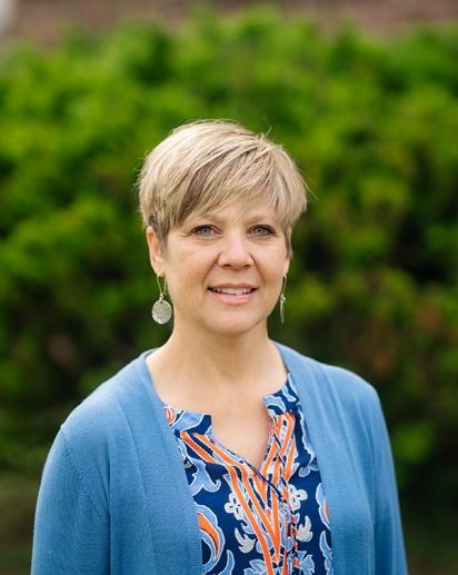 Headshot of Pam Holbrook.