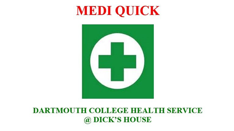 Initiatives Dicks House Dartmouth College Health Service