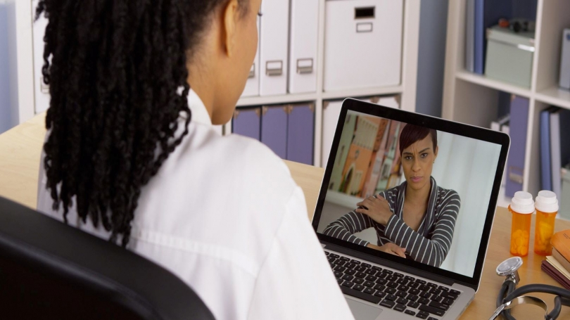 picture of telehealth