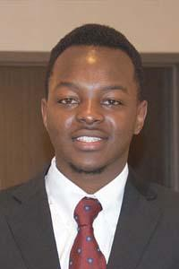 Headshot of John Mbugua