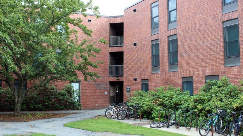 exterior of the Max Kade German Center