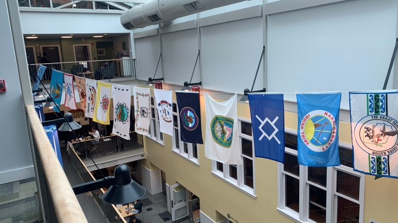 tribal flags