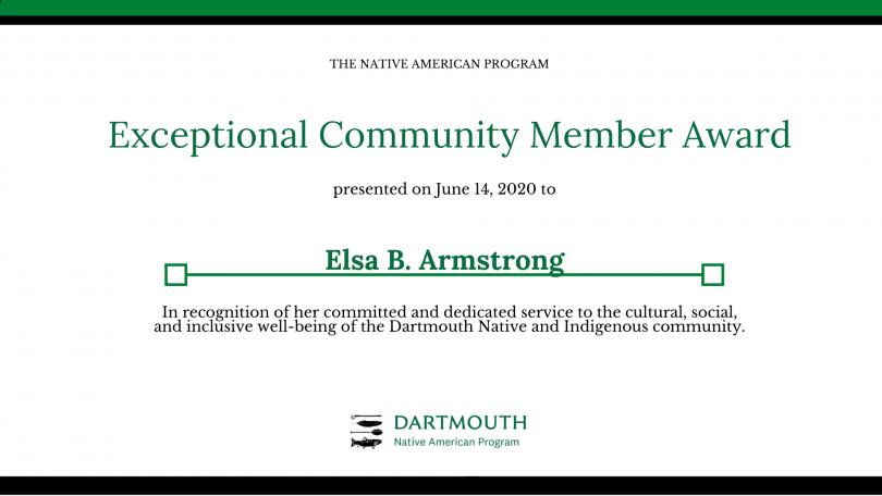 Elsa Armstrong