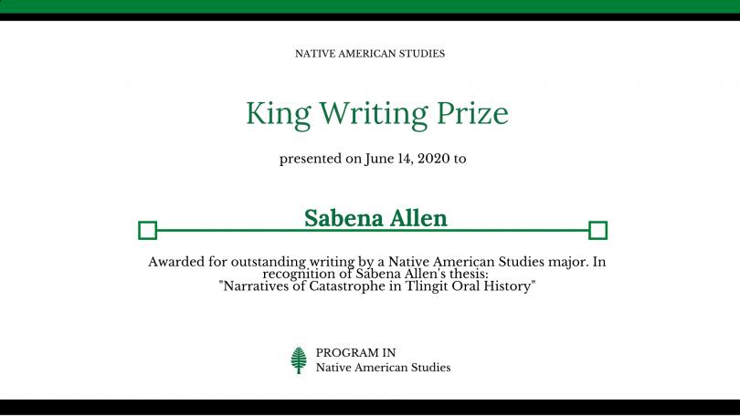 Sabena Allen