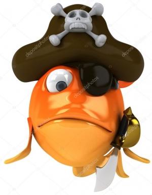 Pirate Todd