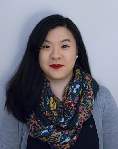 Headshot of Amanda Wong