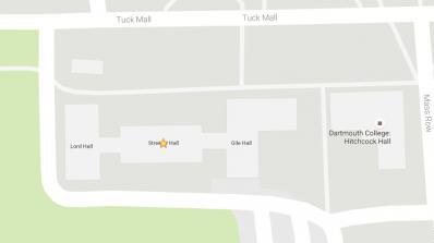 Allen House Map