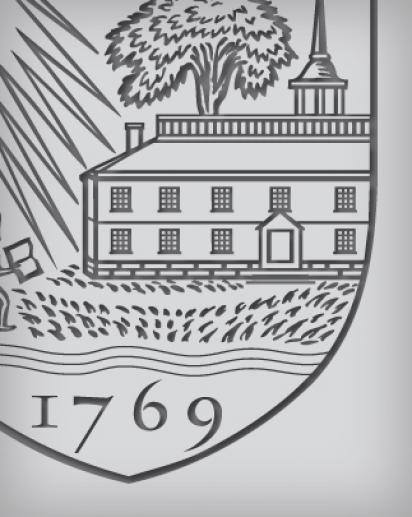 Dartmouth shield depiction.