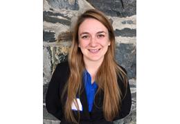 Caitlin Davis, 2015-2016 Schweitzer Fellow