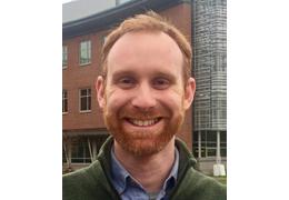 Conner Soderquist, 2017-2018 Schweitzer Fellow
