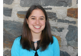 Laurie Delatour, Schweitzer Fellow 2013 - 2014