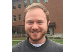 Eli Goldberg, 2017-2018 Schweitzer Fellow