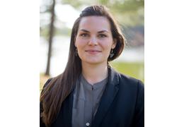 Eliza van Lennep, 2016-2017 Schweitzer Fellow