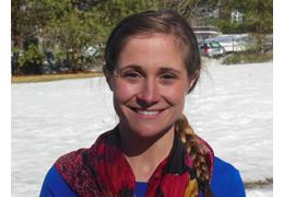 Erin Pichiotino, 2014-2015 Schweitzer Fellow