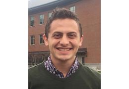 Jacob Perlson, 2017-2018 Schweitzer Fellow
