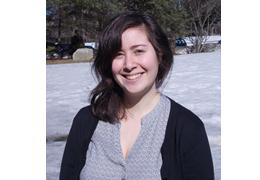 Melissa Shapiro, 2014-2015 Schweitzer Fellow