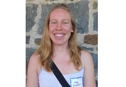 Kelly Michaelsen, Schweitzer Fellow 2013 - 2014