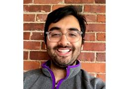 Naveed Nanjee, 2019-2020 Schweitzer Fellow