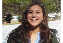Rachel Glikin, 2014-2015 Schweitzer Fellow