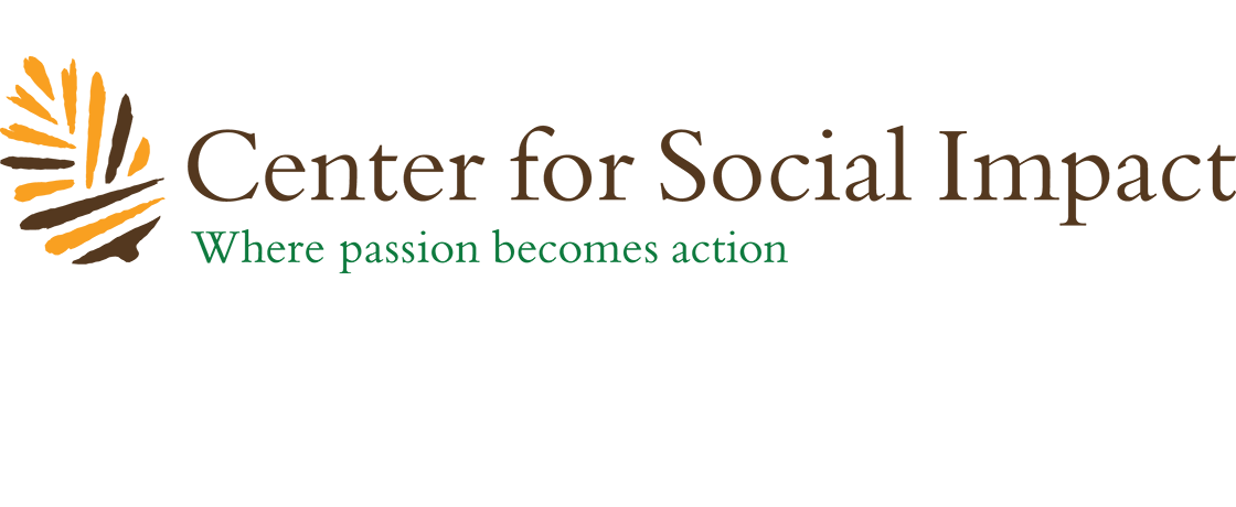 Center for Social Impact Logo