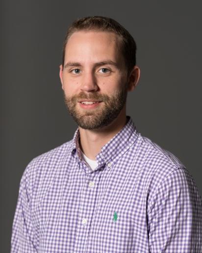 Headshot of Dustin Thomas