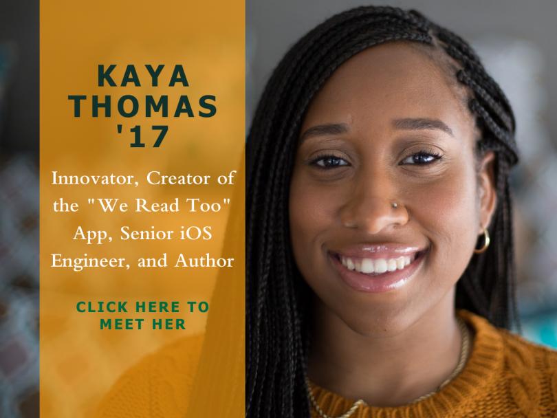 Kaya Thomas '17