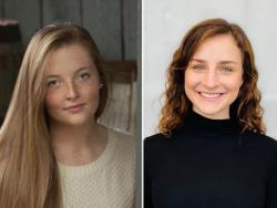 Amanda Nattress and Izabella Ostrowski, NH-VT Schweitzer Fellows 2021-2022