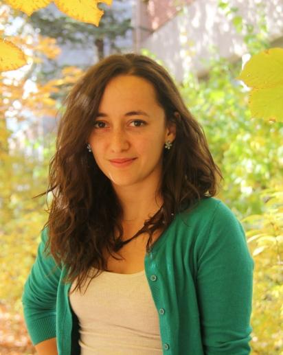 Gizem Gencel, Graduate Assistant