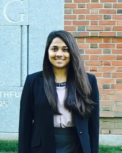 Poorna Suresh, Auxiliary Graduate Services
