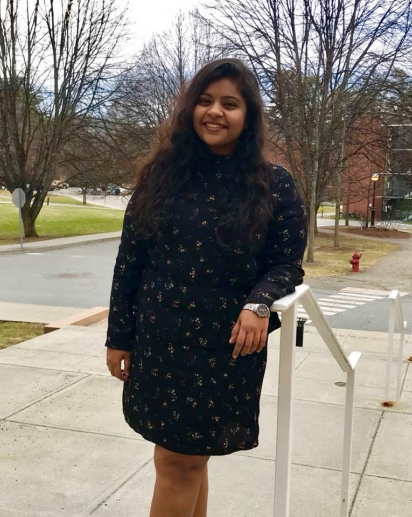 Satya Kandala, Assistive Technology Graduate Assistant