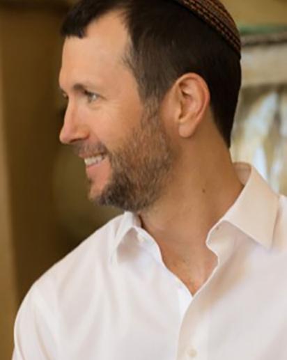 Headshot of Meir Goldstein