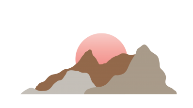 SWC logo Mountains and rising sun