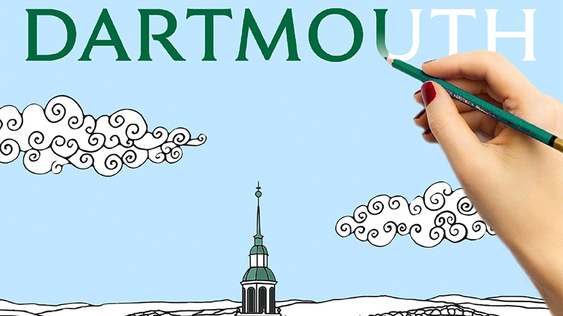Dartmouth Coloring Book