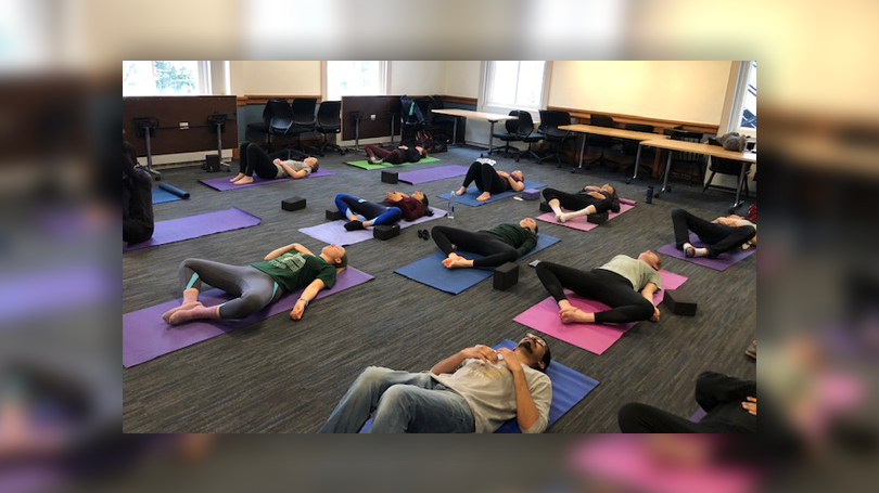 Yoga in COllis 101