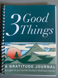 3 Good Things Gratitude Journal