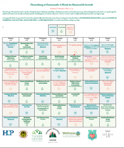Small picture of weekly calendar. Click here to access full student calendar